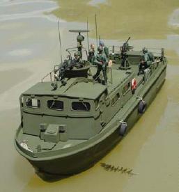 Armar un barco de guerra, te muestro como